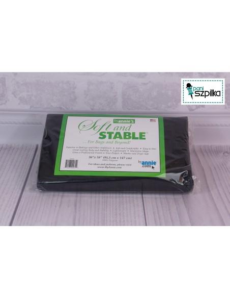 Pianka stabilizująca Soft and Stable czarna 91cm x 147cm