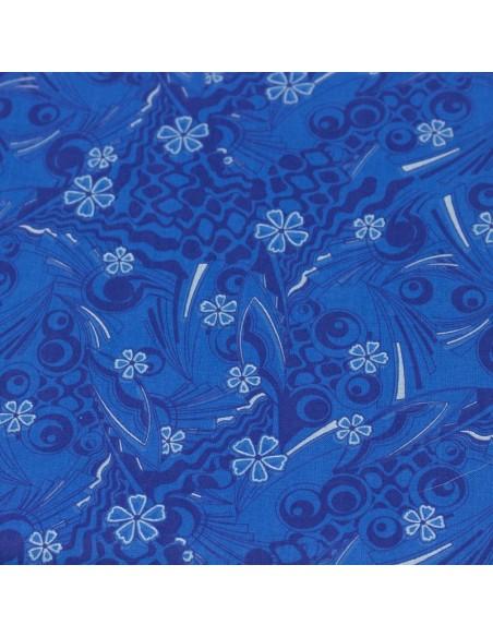 Tkanina bawełniana Blue Blenders 7