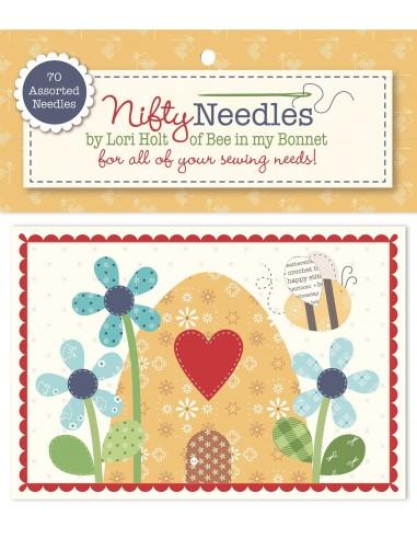 """Zestaw igieł """"Nifty Needles"""" Lori Holt"""