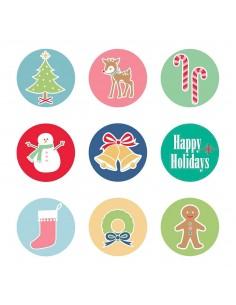 """Magnesy """"Cozy Christmas""""..."""