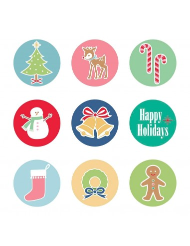 "Magnesy ""Cozy Christmas"" Lori Holt"