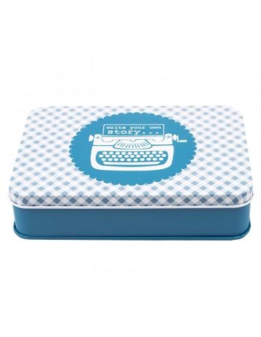 Pudełko niebieskie Lori Holt
