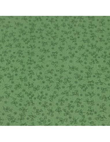 Tkanina bawełniana Green Blenders 3