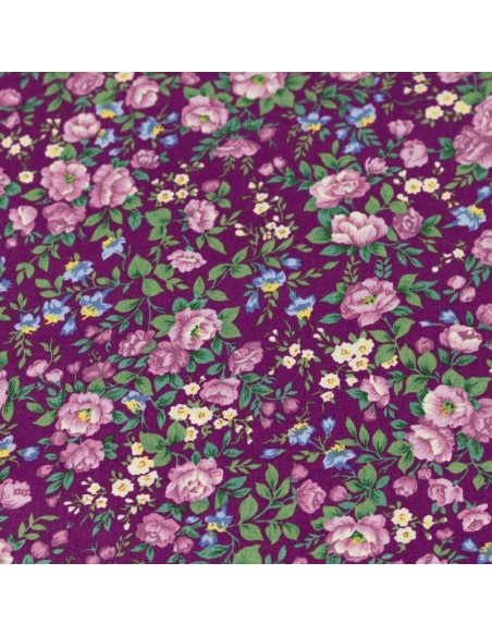 Tkanina bawełniana Floral Prints 3