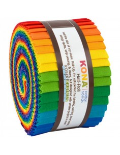 Jelly Roll Kona Solids...
