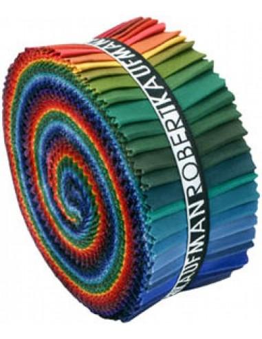 Jelly Roll Kona Dark 41 pasków