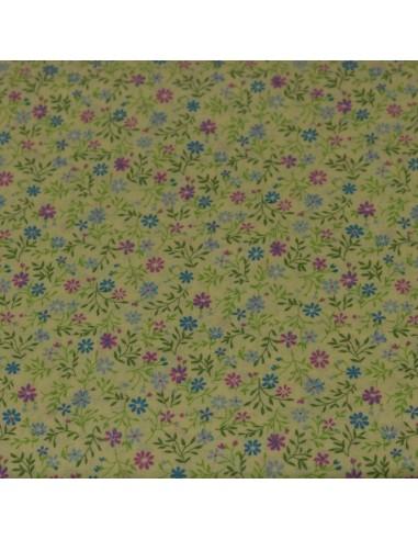 Floral Prints 10 tkanina bawełniana w...