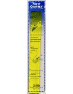 Linijka do paper piecing Add A-Quarter 30 cm