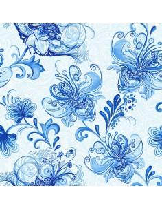 Blue Dreams: Light Blue...