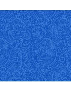 Tkanina bawełniana Blue Two...