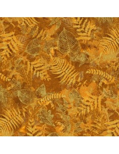 Tkanina bawełniana Gold...