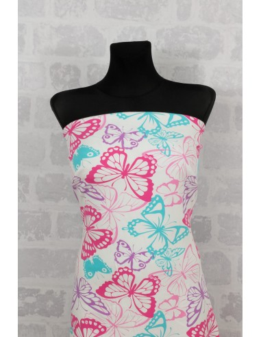 Butterfly Packed Springs Creative cotton knit