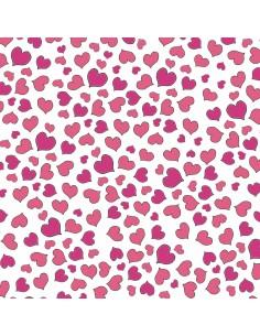 Kupon Hearts 50 cm x 55 cm...