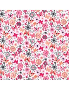 Flutterby Floral Love...
