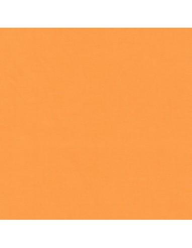Tkanina bawełniana Kona Goldfish jasnopomarańczowa
