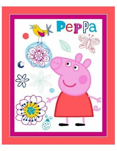 Panel kocykowy Świnka Peppa