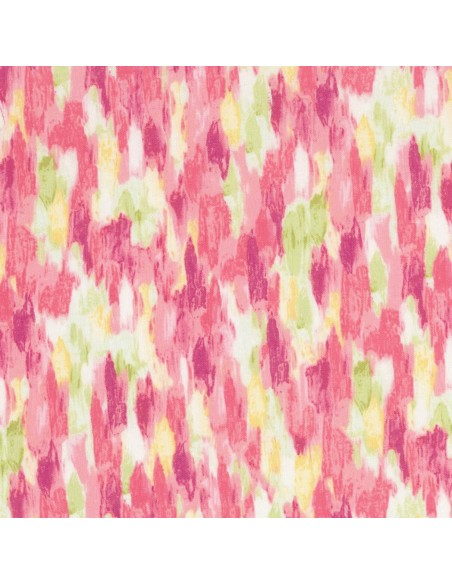 Tkanina bawełniana Pink Tonal