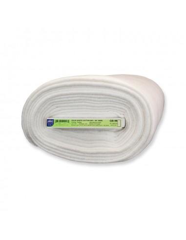 Wypełnienie 240 cm bawełniane bielone z siatką
