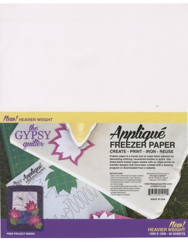 Freezer Paper 30cm x 38cm grubszy