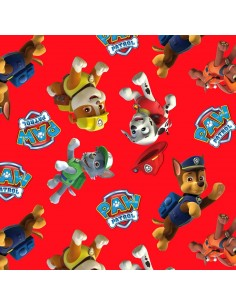 Paw Patrol red cotton...
