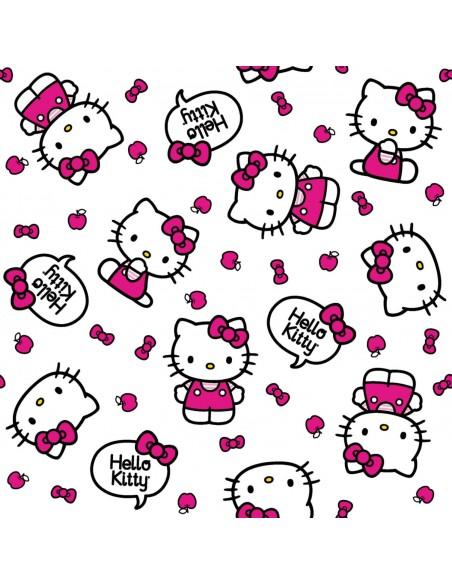 Tkanina bawełniana Hello Kitty Toss