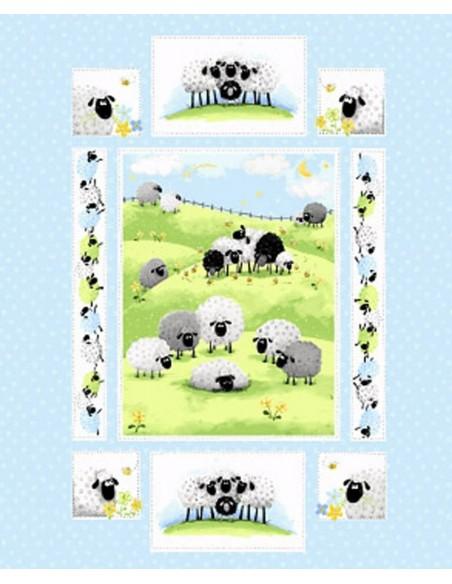 Panel kocykowy Lewe the Ewe