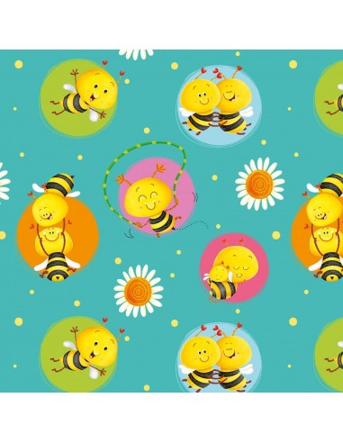 Busy Bees Jade Bees in Circles Henry...