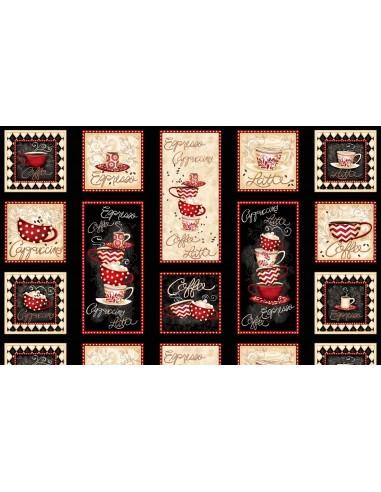 Panel bawełniany Multi Coffee Pot...