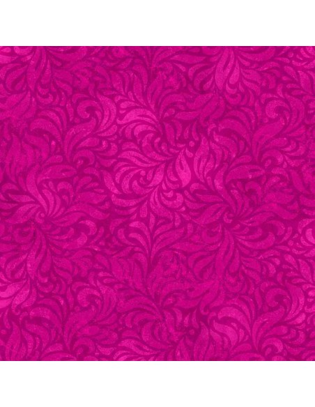Bella Suede 2 Fuchsia Swirl P&B Textiles cotton fabric
