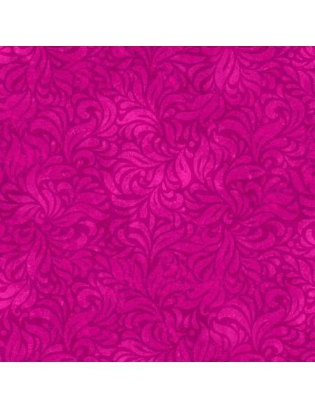 Tkanina bawełniana Fuchsia Swirl
