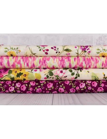 Kupon 50x55 cm Natural Floral