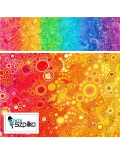 Tkanina bawełniana Rainbow...