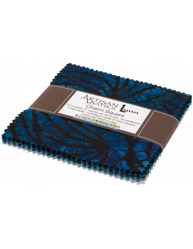 Zestaw tkanin Artisan Batiks Natural...
