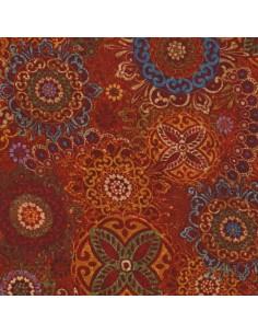 Tapestry: Sangria Medallion...