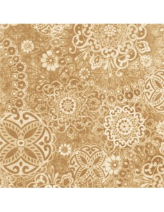 Tapestry: Almond Medallion...