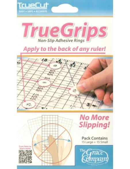 Podkładki antypoślizgowe do linijek TrueGrips