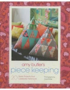 """Książka """"Amy Butler's Piece..."""