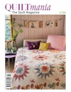 Quiltmania magazine no 124