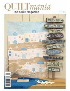Quiltmania magazine no 126