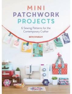 """Książka """"Mini Patchwork..."""