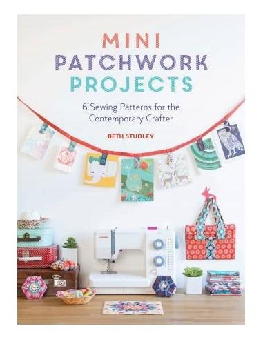 """Książka """"Mini Patchwork Projects"""""""