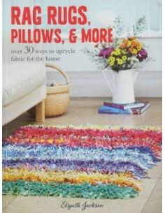 """Książka """"Rag Rug Pillows &..."""