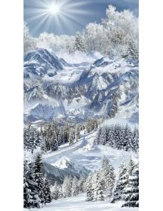 Panel bawełniany Snowy...