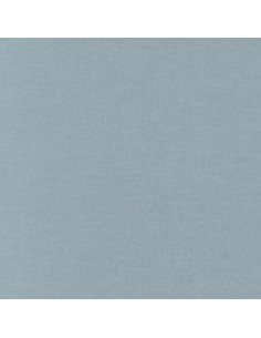 Cotton fabric solid Kona Iron medium grey