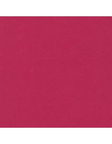 Tkanina bawełniana Kona Sangria czerwona