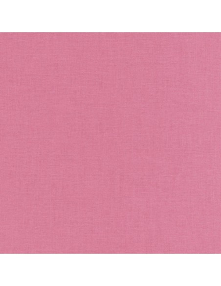 Tkanina bawełniana Kona Rose różowa