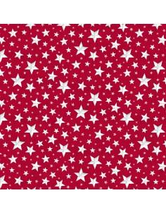 Red Allover Stars Wimington...