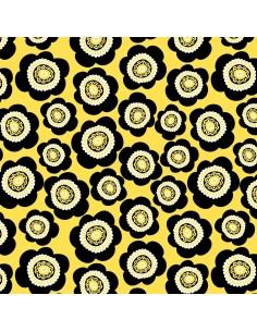 Tkanina bawełniana Yellow...