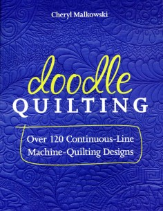 "Książka ""Doodle Quilting""..."