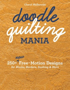 "Książka ""Doodle Quilting..."